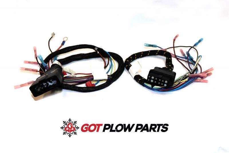 western - western 12 pin harness repair kit 49367k
