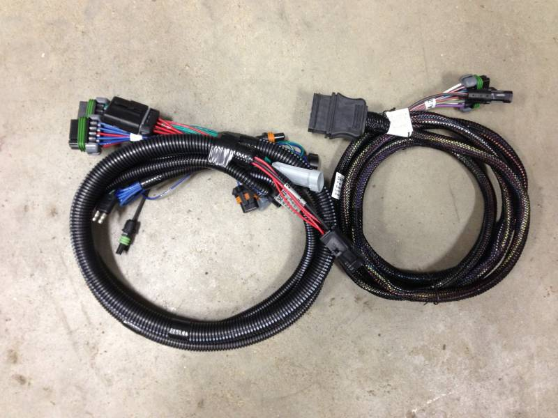 F67352983 western ultramount kit 67981 2 1999 2010 gmc, chevrolet western ultra mount wiring harness at bayanpartner.co