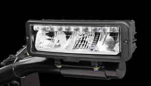 Boss - Boss Passenger Side SL3 LED Headlight MSC16202