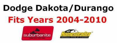 Western - Western Mount Kit Suburbanite Dakota/Durango