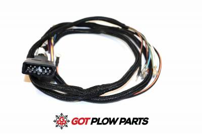 Western - Western 11 Pin Light Harness Plow Side 26347