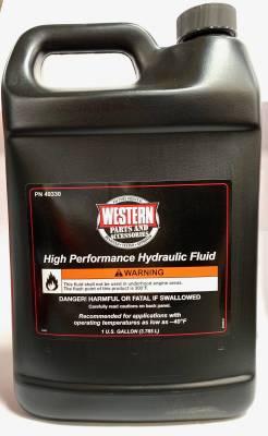 Western - Western High Performance Hydraulic Fluid-Gallon