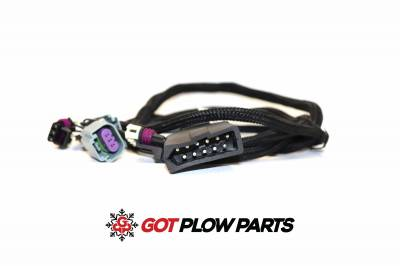 Western - Western 11 Pin Light Harness Plow Side NEW LIGHTS 28213W