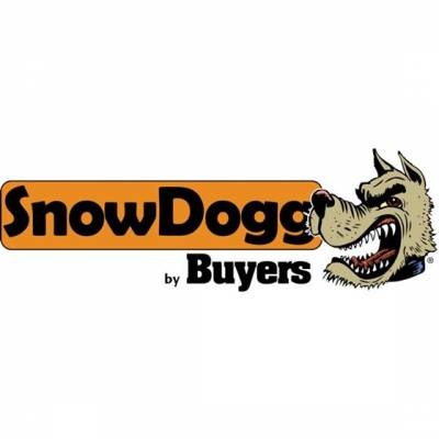 Buyers - SnowDogg Mount Kit 16064205 Jeep Wrangler 07-08
