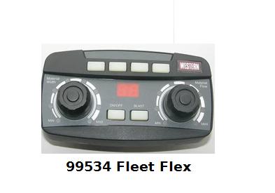 Western - Western Tornado Fleet-Flex Spreader Controller 99534