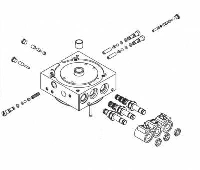 Western - Western Valve Manifold Assembly 42347-1