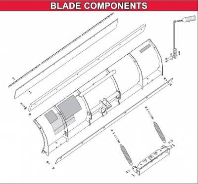 Western - Defender Blade Components