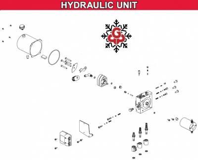 Western - Defender Hydraulic Unit