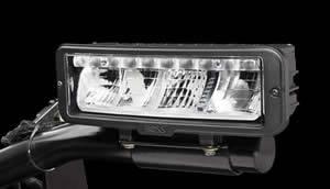 Boss - Boss Driver Side SL3 LED Headlight MSC16201