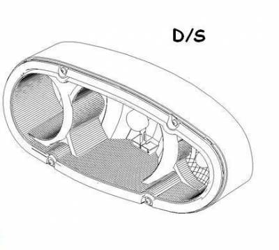 Boss - Boss Driver Side Headlight SmartLight2 MSC11120