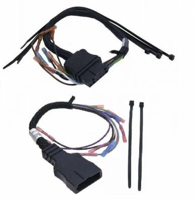 Western - Western 9 Pin Harness Repair Kit 49366k