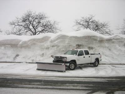 John's Snow Pile