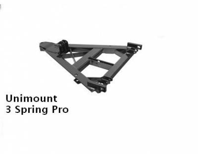 Western - Western Unimount Pro A Frame 3 Spring 61345