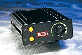 Western - Western Spreader Variable Speed Control 28866