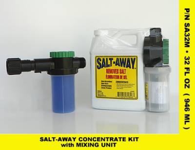 Salt Away - SALT-AWAY CONCENTRATE KIT WITH MIXING UNIT