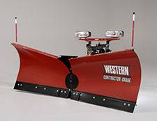 Western Snow Plows - Western - Western 8'6 MVP 3 V-Plow STEEL  * CALL FOR PRICING**