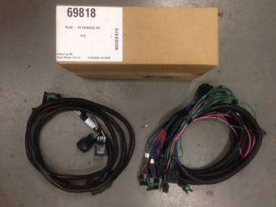 Fisher - Fisher 3 Port Light Harness Kit HB3/H11 Lights 69818