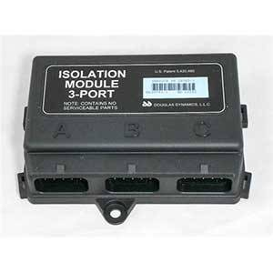 Western Electrical Parts - 3 Port System - Western - Western 3 Port Isolation Module Soft Start 29760-2