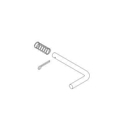 Boss Plow Parts - Plow Components - Boss - BOSS SPRING PIN KIT MSC03807