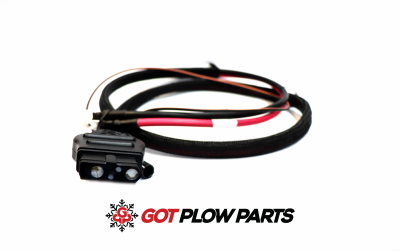 Fisher Snowplow Parts - Truck Side Harnesses - Fisher - Fisher Vehicle Side Battery Cable 63411