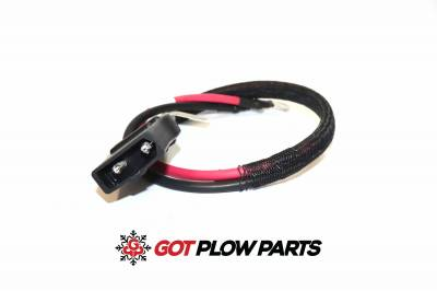 Pro Plus - Plow Side Harnesses - Western - Western Fisher Plow Side Battery Cable 21294