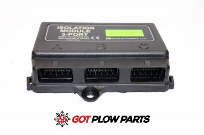 Fisher Snow Plow Parts - Fisher Snow Plow Parts - Fisher - Fisher 3 Port Isolation Module 29070-1