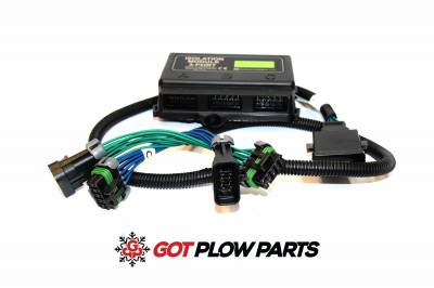 Fisher Snowplow Parts - Truck Side Harnesses - Fisher - Fisher 3 Port Isolation Module Soft Start 29760-2