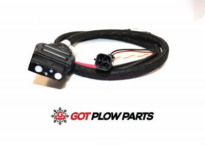HTS - Vehicle Side Harnesses - Western - Western Fleet Flex Vehicle Battery Cable 42014