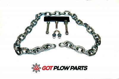 Midweight - Plow Components - Western - Western Chain Lift Kit 49033