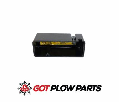 HTS - Hydraulic Components - Western - Western/Fisher Relay Cover 21394