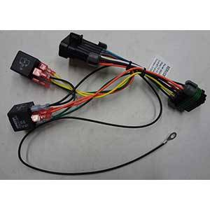 Vehicle Specific Wiring - Chevy/GMC Wiring - Western - 28027-2 Inline Low Beam Disable Module Adapter