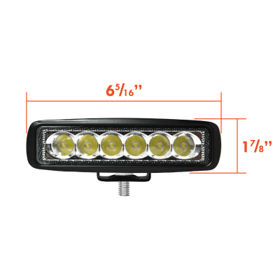LED Flood Light LW6008 - Image 1