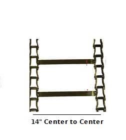 Western - Western Conveyor Chain 94898 - Image 2