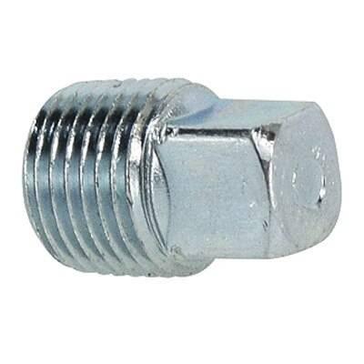 Midweight - Hydraulic Components - Western - Western Reservoir plug 3/8 NPTF 92079