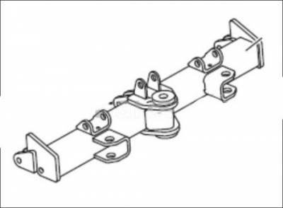 Pro-Plow - Plow Components - Western - Western Pro Plow Quadrant 68290