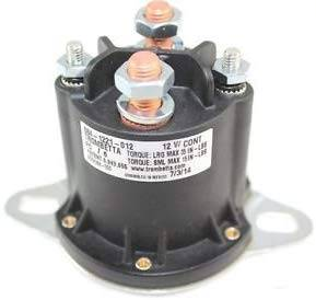 HTS - Plow Side Harnesses - Western - Western Fleet Flex Motor Relay Kit Solenoid 42902