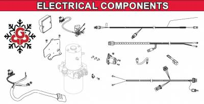 Western - Pro Plow Electrical Components
