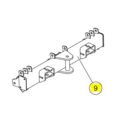 Pro Plus - Plow Components - Western - Western Pro Plus Quadrant 66930-1