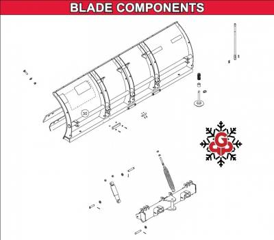 Western - Pro Plus Blade Components