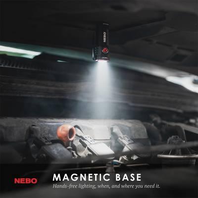 NEBO - NEBO TORCHY Rechargeable 1000 Lumens Flashlight - Image 4