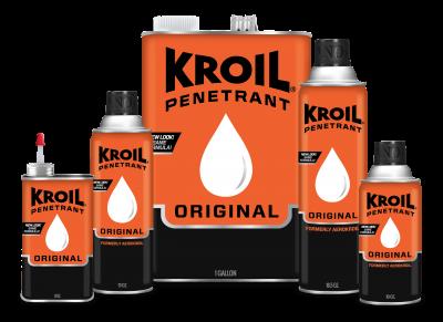 Kroil   - KROIL Aerosol Penetrant 10 oz. - Image 2