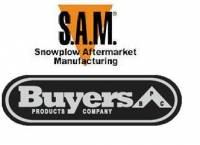Snowplow Aftermarket Manufacturing-Buyers Products - Rubber Deflector 1309015