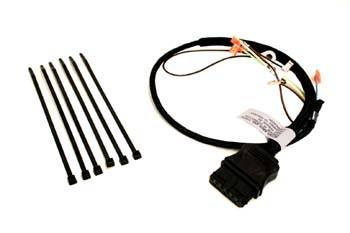 Fisher Electrical Parts - Repair Kits - Fisher - Fisher 3 Pin Control Repair Harness Plow Side 26359