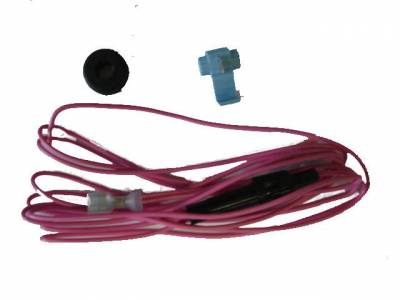Western Electrical Parts - Relay Style System - Western - Western Daytime Running Light Harness 61584