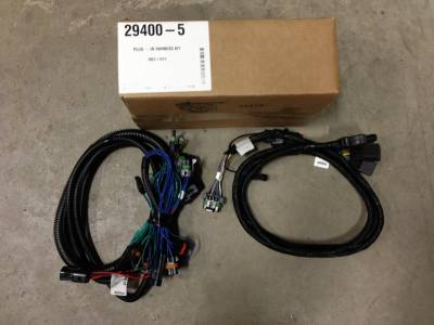 Vehicle Specific Wiring - Chevy/GMC Wiring - Western - Western 3 Port Light Harness Kit HB3/H11 29400-6