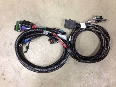 HTS - Vehicle Side Harnesses - Western - Western 3 Port Harness Kit HB3/HB4 29048